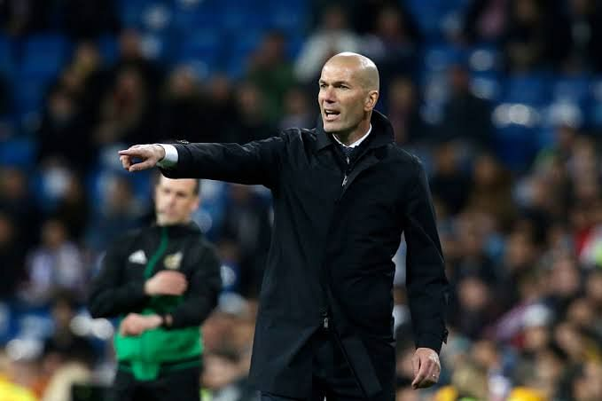 Zidane Feels Sorry For Sacked Barcelona Coach, Valverde