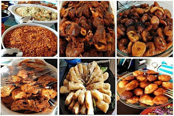 5 Must-Have Local Dishes In Nigeria