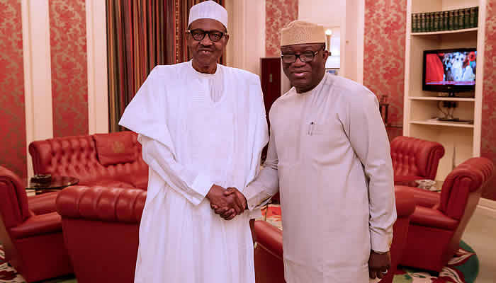 Fayemi and Buhari