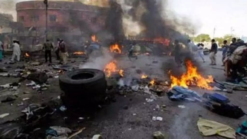 Women, Children, Killed As Bomb Explosion Rocks Gamboru In Borno