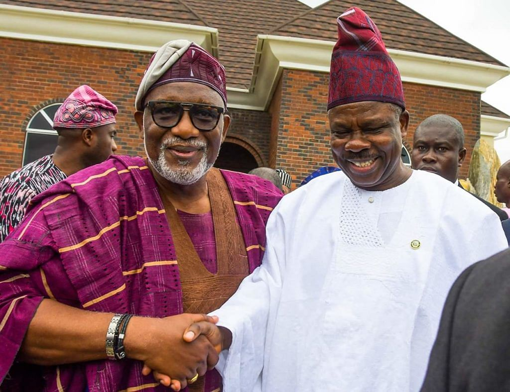 Akeredolu and Amosun