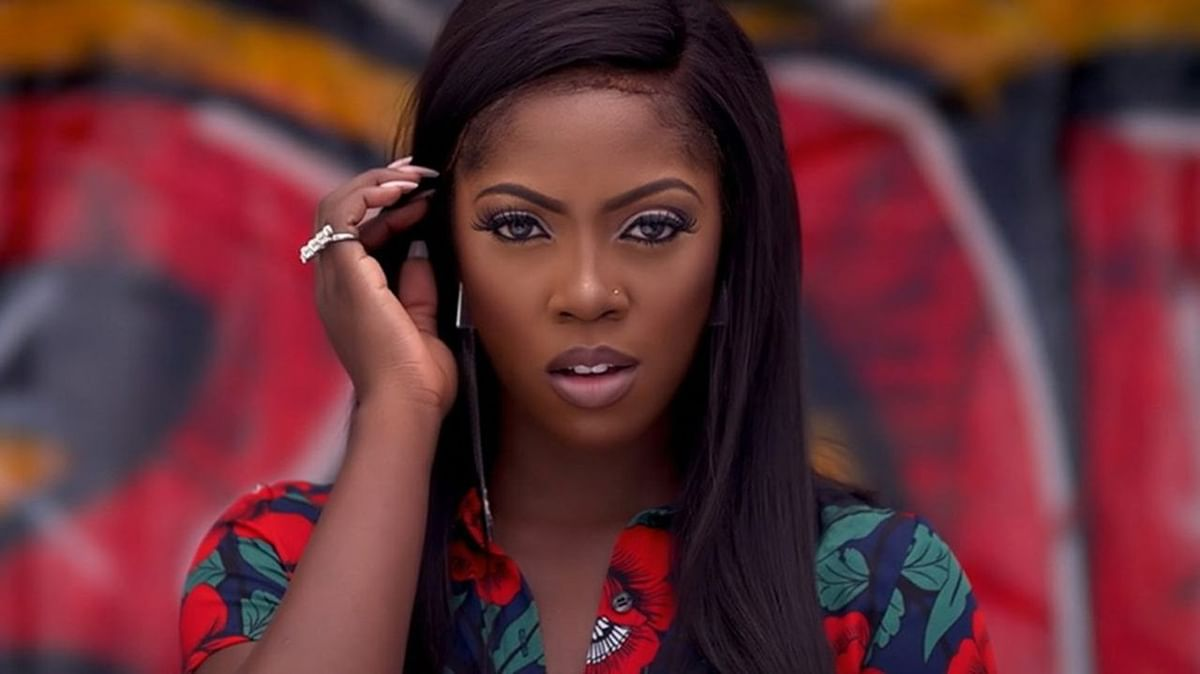 Tiwa Savage Hits 10 Million Instagram Followers