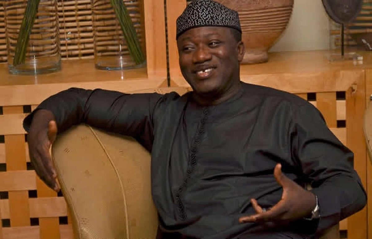 """My Parents Never Knew I Could Survive Infancy,"" Says Fayemi"