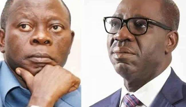 Oshiomole Wants To Make My State Ungovernable - Obaseki