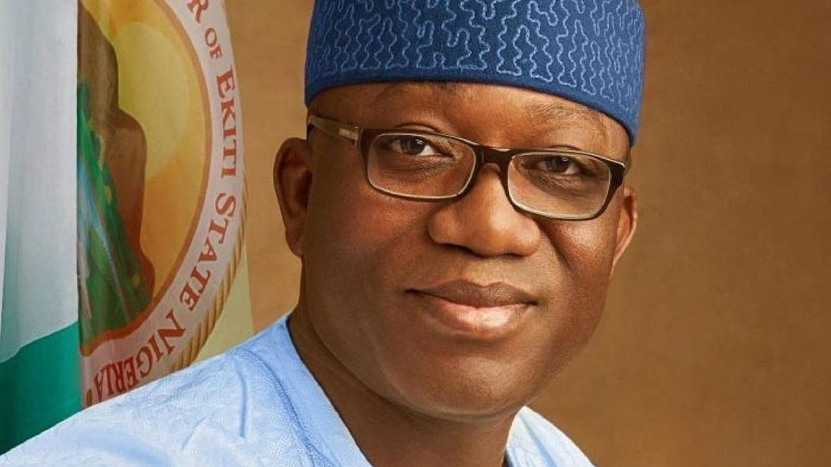 Fayemi To Abandon Predecessors' Projects
