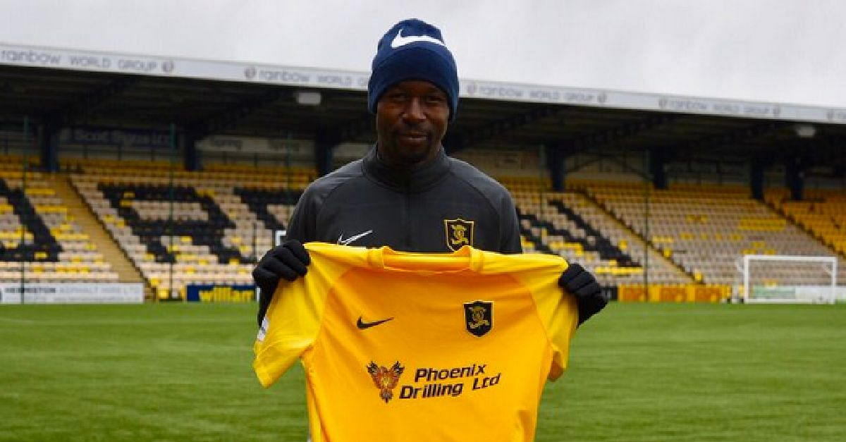 Ambrose Joins Scottish Side, Livingston FC, On An 18-Month Deal