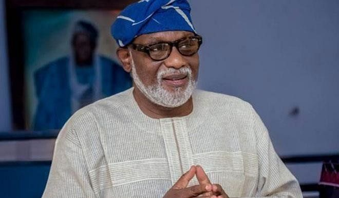 Akeredolu Says His Convoy Did Not Crush Okada Rider To Death