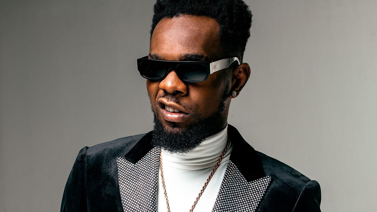 Patoranking Chooses Valentine's Day For His First Solo Concert
