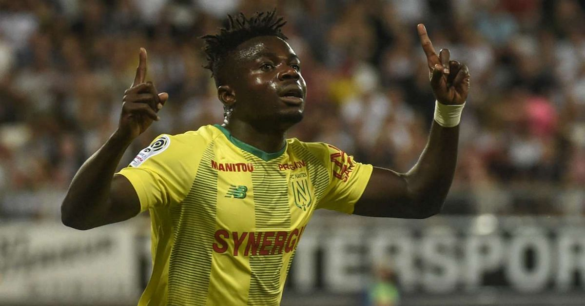 Moses Simon Nominated For Nantes Player Of The Month Prize