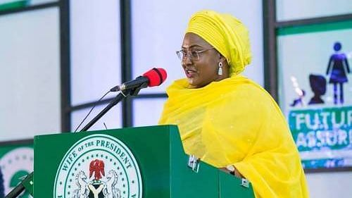 Nigeria Needs To Explore New Security Strategies - Aisha Buhari