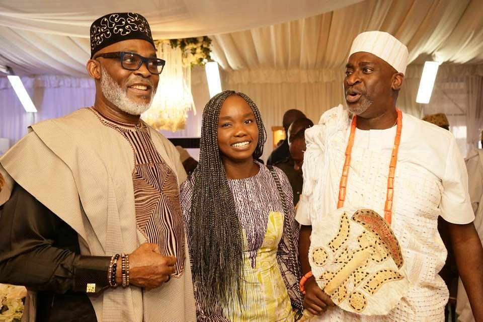 RMD, Ogeah and a guest