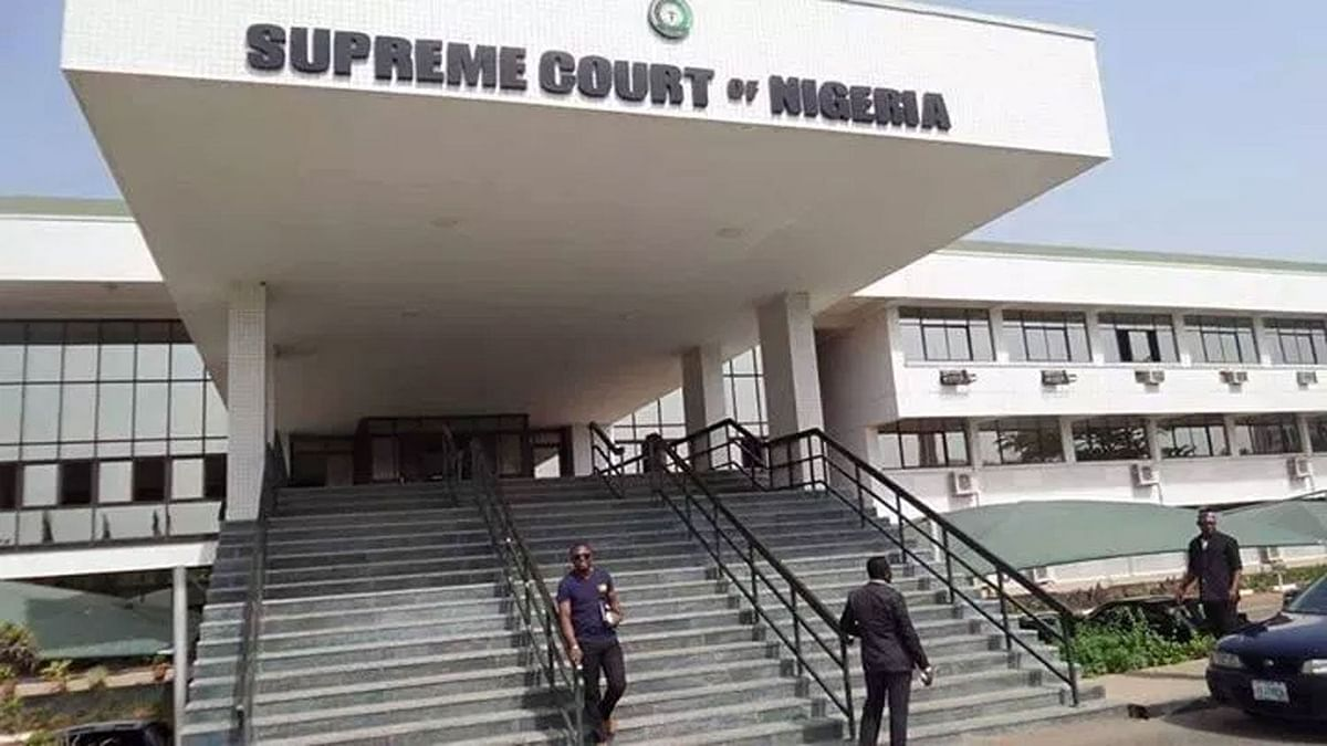 Supreme Court Rejects APC's Application To Review Bayelsa Judgement