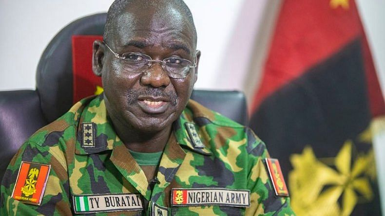 Major General Tukur Buratai