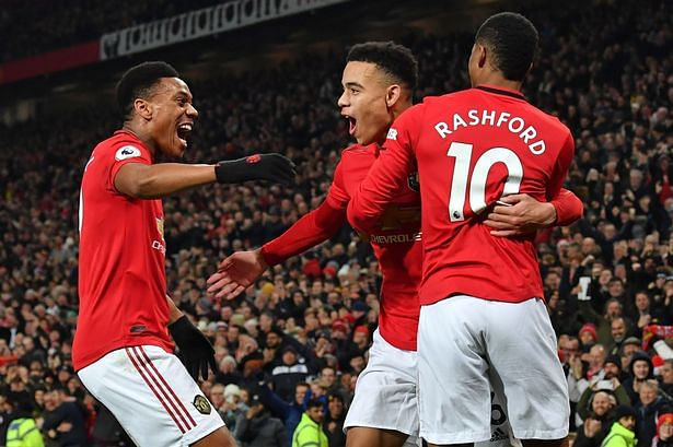 Manchester United Players Will Make A Good 6x100m Team - Greenwood
