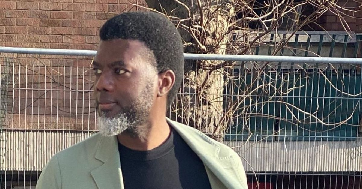 Reno Omokri Blasts Troll For Calling Him A Preacher