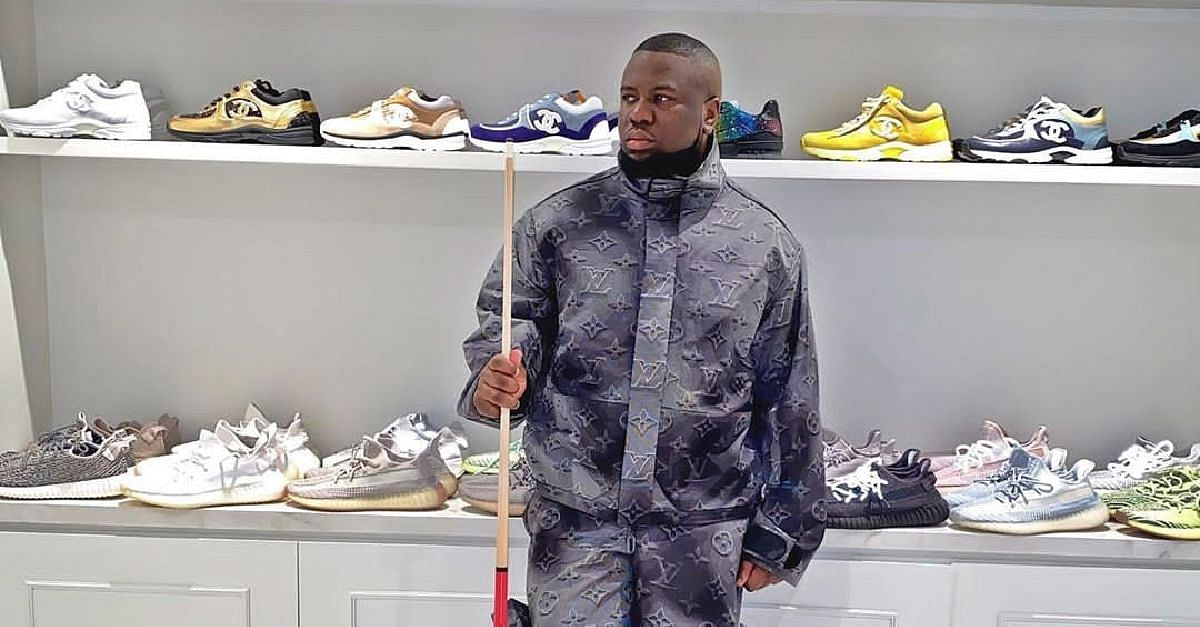 Why Men Should Masturbate Before Making Promises - Hushpuppi