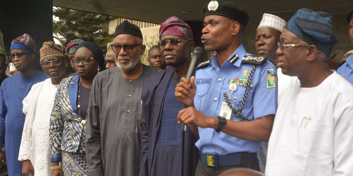 Police IG and state governors