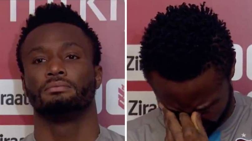 Leaving Trabzonspor Was One Of The Hardest Decisions I've Had To Make - Mikel