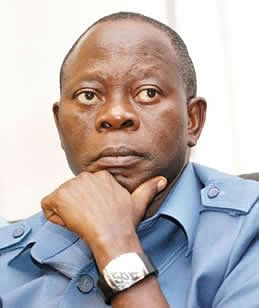 """No One Will Be Sworn-In In Bayelsa State,"" Oshiomole Says"