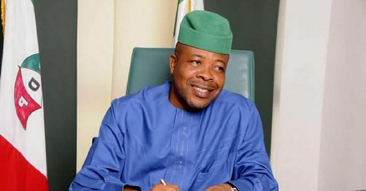 Emeka Ihedioha Accuses Uzodinma Of Lying