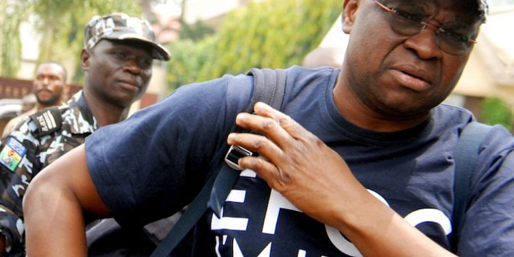 Fayose Loses Application To Stop EFCC's Witness