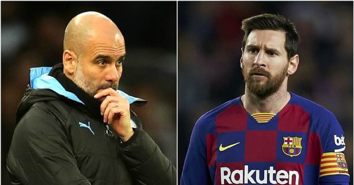 Guardiola Speaks Out On Lionel Messi Leaving Barcelona