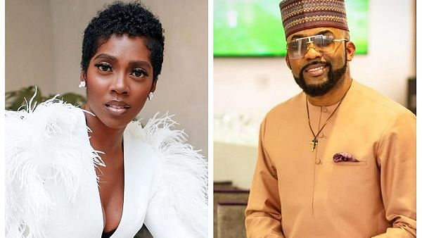 Tiwa Savage And Banky W