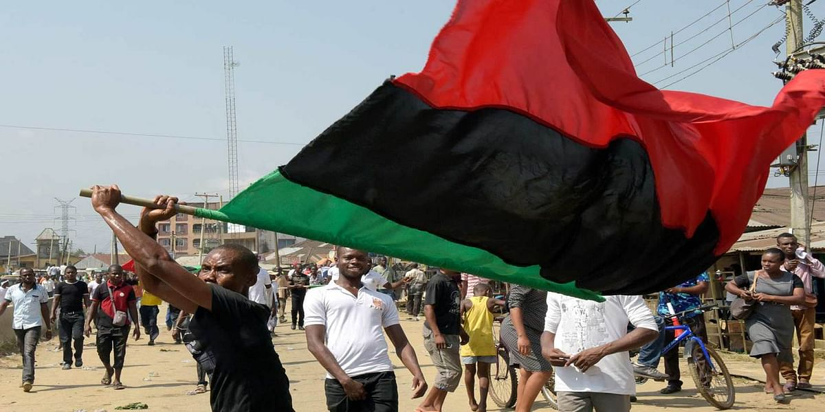 IPOB Vows To Protect People Of Biafra