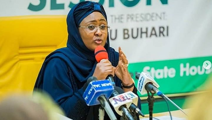 Aisha Buhari Disheartened Over Northern Out-Of-School Children