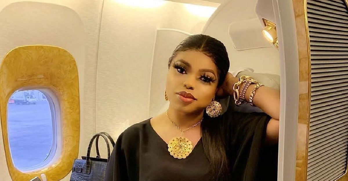 """I Sell Shameless Drugs, In Case You Want To Buy,"" Says Bobrisky"