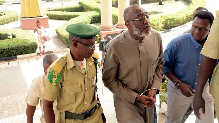 Court Finds Olisa Metuh Guilty Of All Charges In N400m Fraud Case