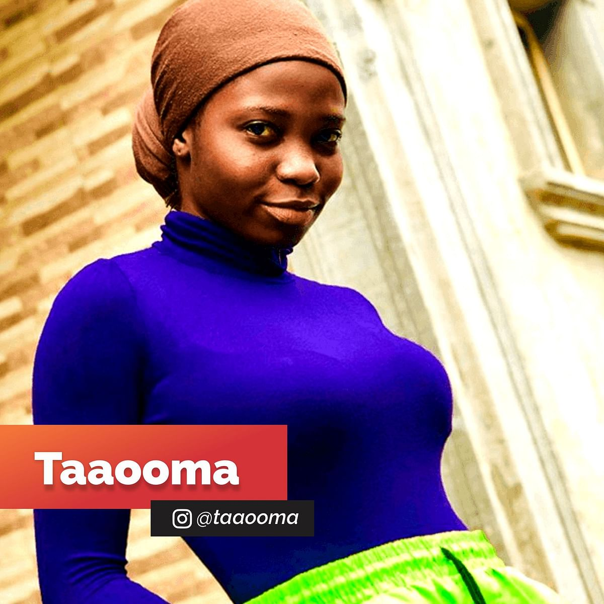 Taaooma: A Household Name In The Entertainment Industry