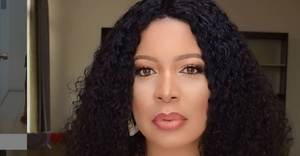Monalisa Chinda Explains Why She Has Not Been On TV Screens Lately