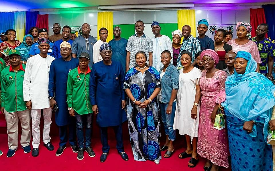 492 Families Benefit From Sanwo-Olu's Housing Scheme