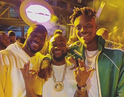 Davido Blasts UK's Daily Mail For Calling Him An American Singer