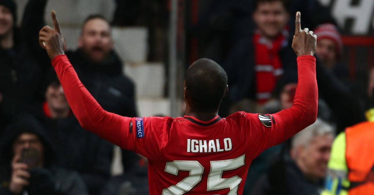 Ighalo Scores First Manchester United Goal In Win Against Brugge