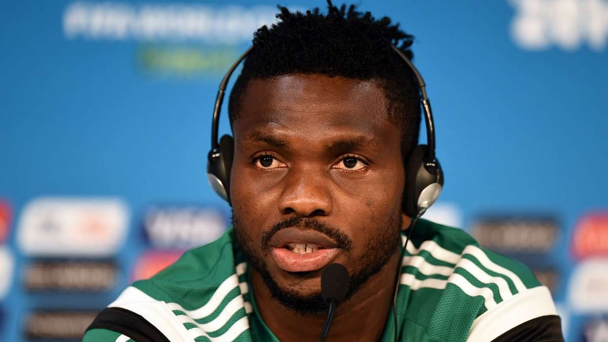 Joseph Yobo Outlines His Goals For The Super Eagles