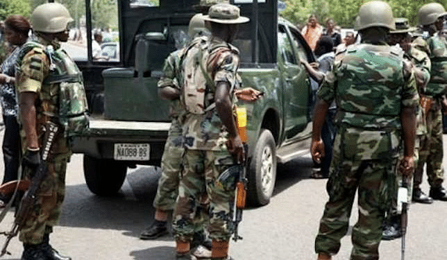 We Didn't Arrest IPOB Members – Army