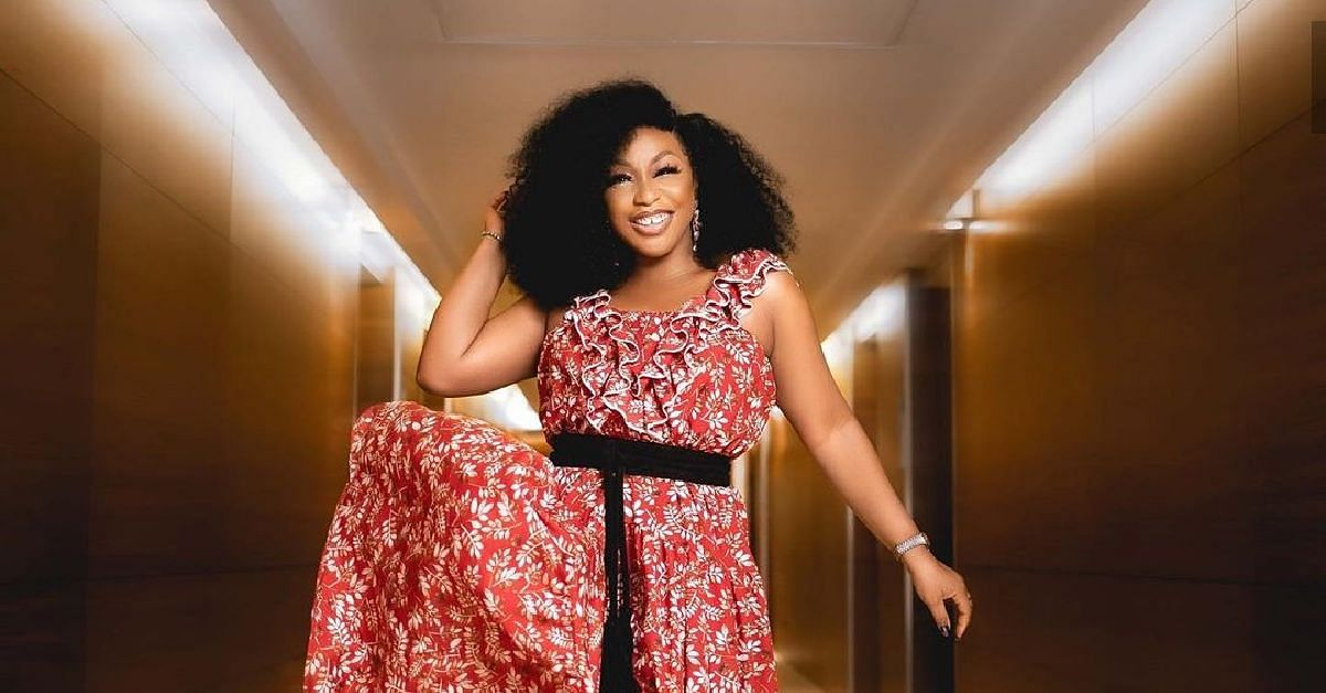 See What Rita Dominic Thinks About 'Balling'