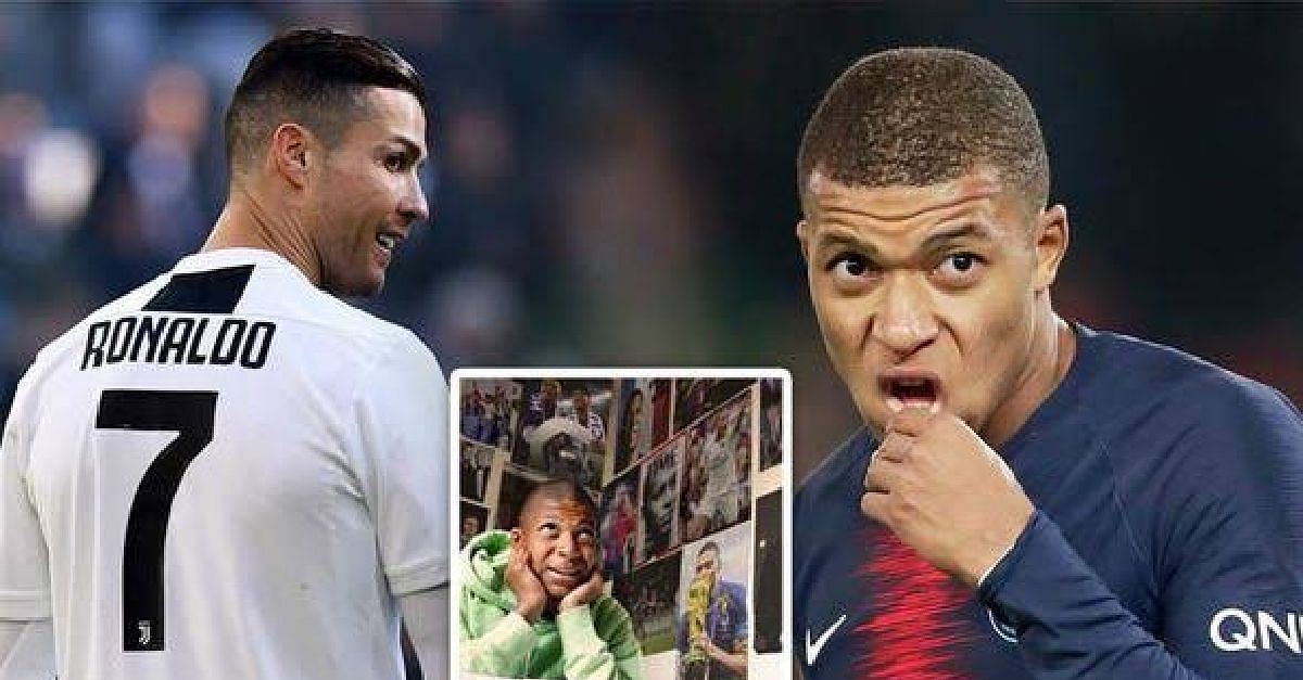 Ronaldo: Mbappe Is The Present And The Future
