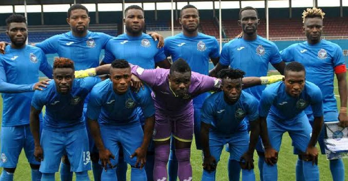Enyimba To Battle Against Horoya In CAF Confederation Cup Quarter-Final