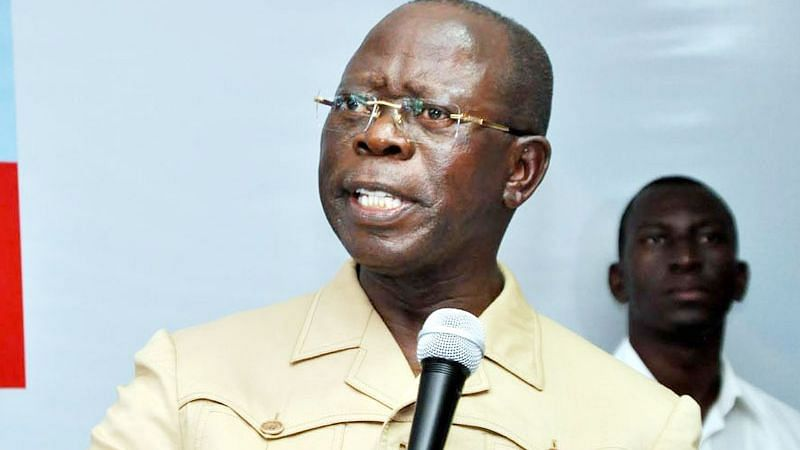 Bayelsa Election: Oshiomhole Sends A Remonstrating letter To INEC