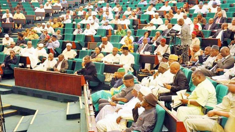 Bill Seeking Immunity For Lawmakers Divides Reps
