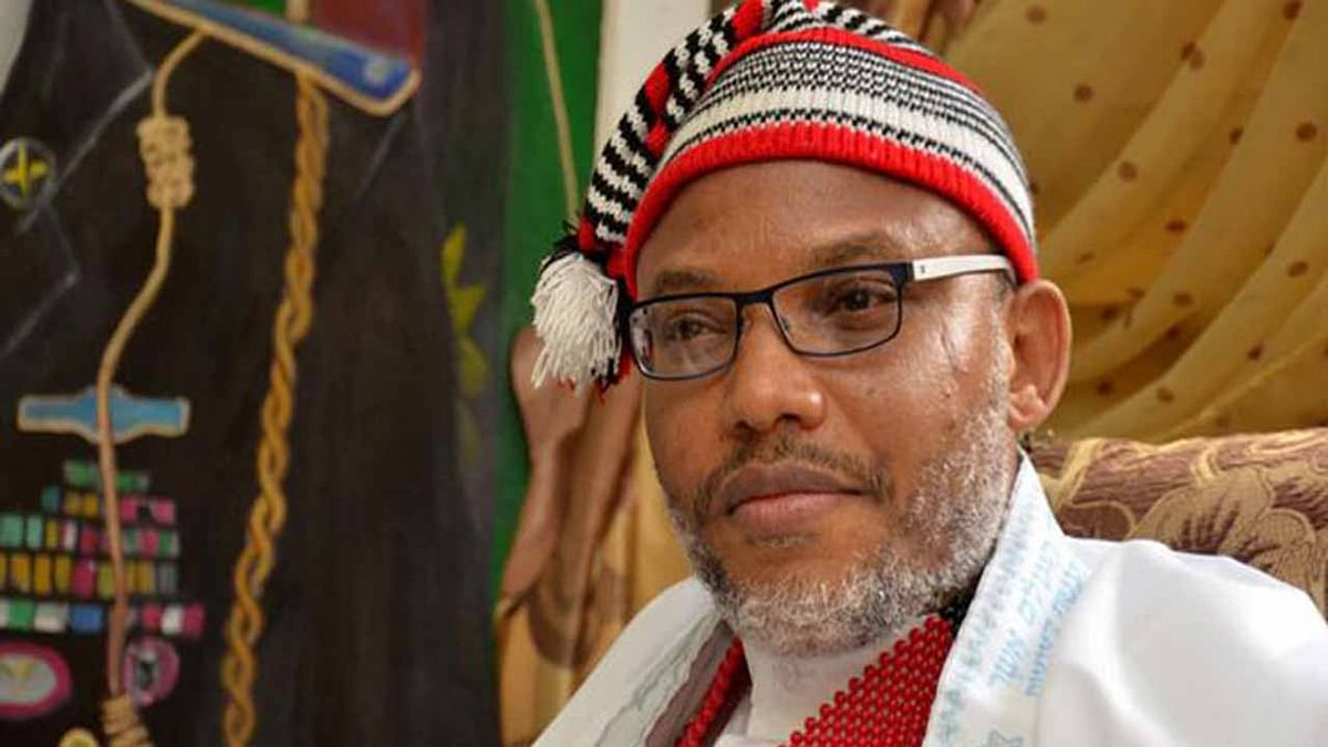 Nnamdi Kanu's Parents Laid To Rest