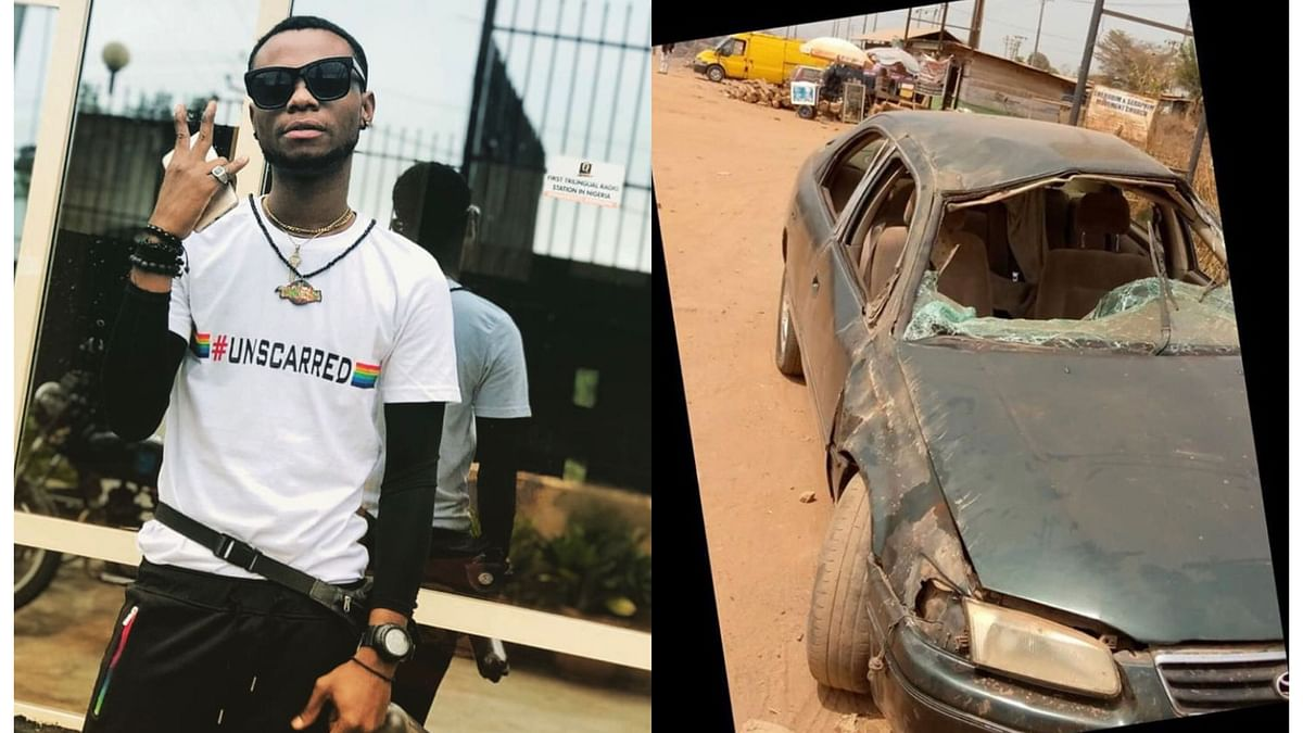 OAP, Tunde Spy, Survives Car Accident
