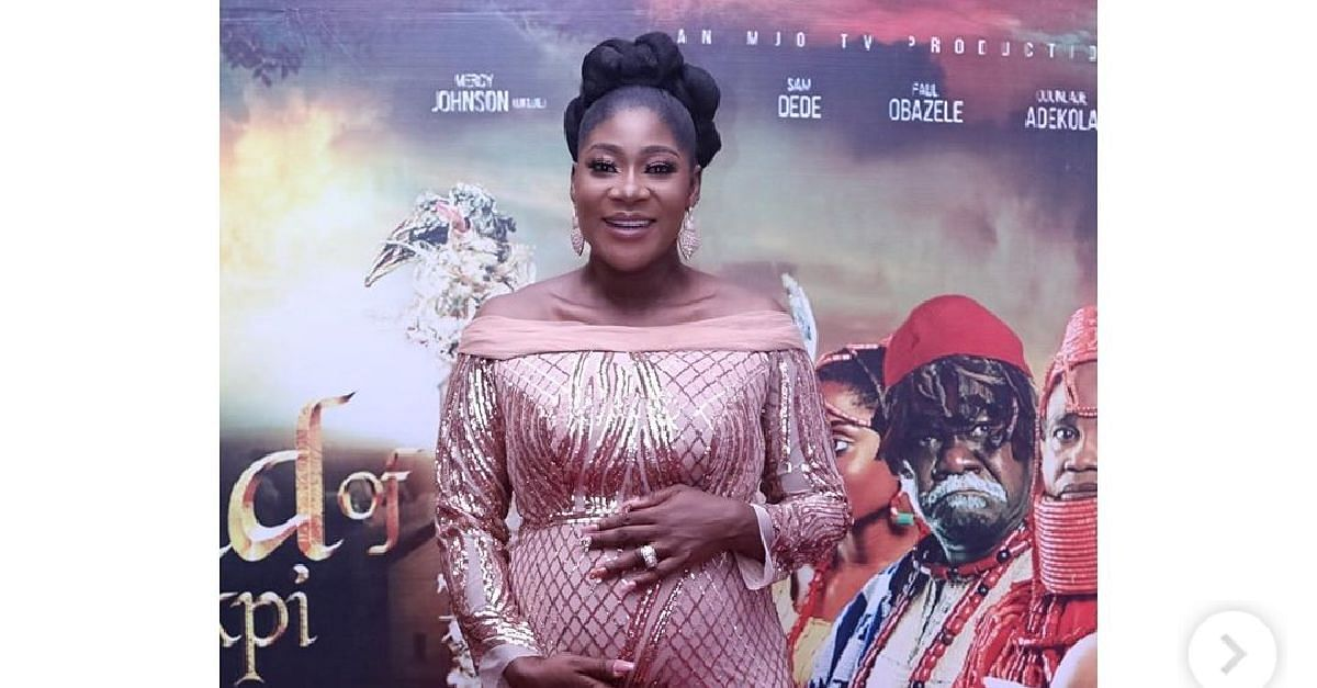 """I'm Obsessed With Children,"" Mercy Johnson Reveals"