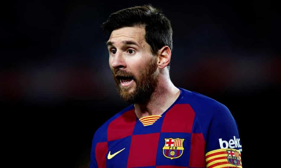 Barcelona In Crisis As Lionel Messi Calls Out Sporting Director