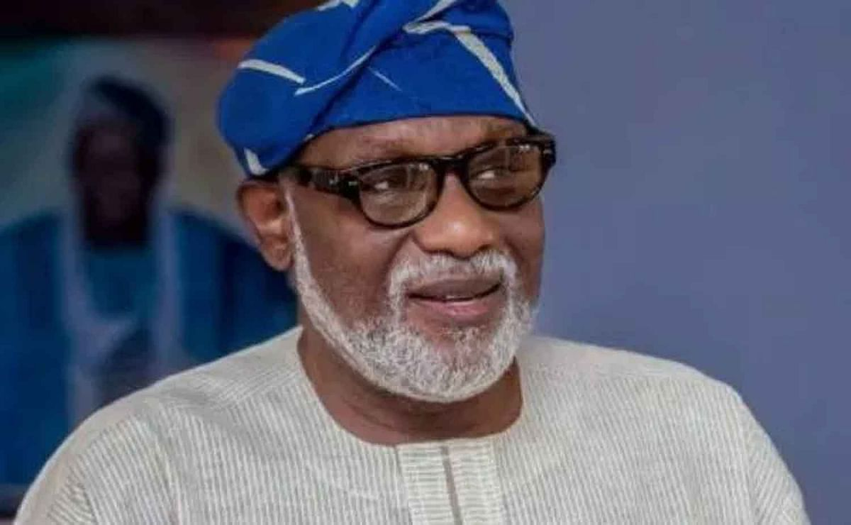 Governor Akeredolu Declares Tuesday Public Holiday
