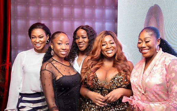 Celebs Attend Premiere Of 'OffAir' With Gbemi, Toolz