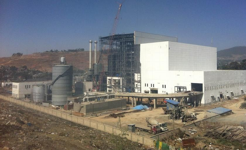 Ethiopia Builds Energy Plant That Converts Garbage To Electricity